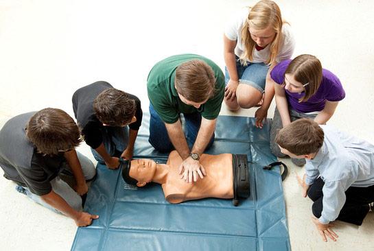 PZS školenia prvej pomoci