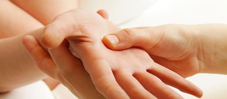 Rehabilitácia ruky